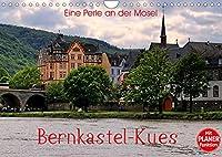 Eine Perle an der Mosel - Bernkastel-Kues (Wandkalender 2022 DIN A4 quer): Einer der schoensten Orte an der Mosel (Geburtstagskalender, 14 Seiten )