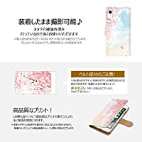 Xperia 10 Ⅱ ケース 手帳型 エクスペリア 10 Ⅱ SO-41A カバー おしゃれ かわいい 耐衝撃 花柄 人気 純正 全機種対応 桜の花 ファッション フラワー 10043416