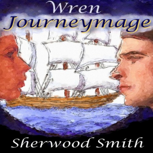 Wren Journeymage audiobook cover art