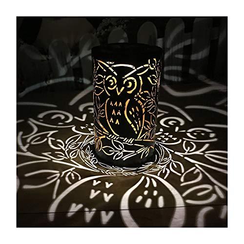 CBA BING LED Zonne Tuin Hangende Lantaarn Buiten, Zonneuil Waterdichte Nacht Licht Tuin Decoratie lamp voor Kerstvakantie