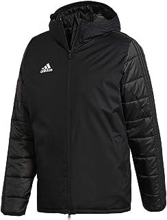 adidas JKT18 ウィンタージャケット (M) ブラック