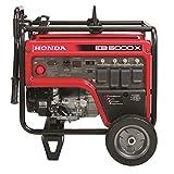 Honda EB5000 5000-Watt 120/240-Volt Industrial Generator with CO-MINDER - 49-State