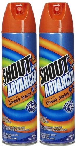Shout Stain-Lifting Foam