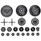 TAMIYA 300051531 - TT-02 G-Teile Getriebe