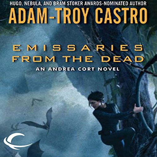 Emissaries from the Dead audiobook cover art