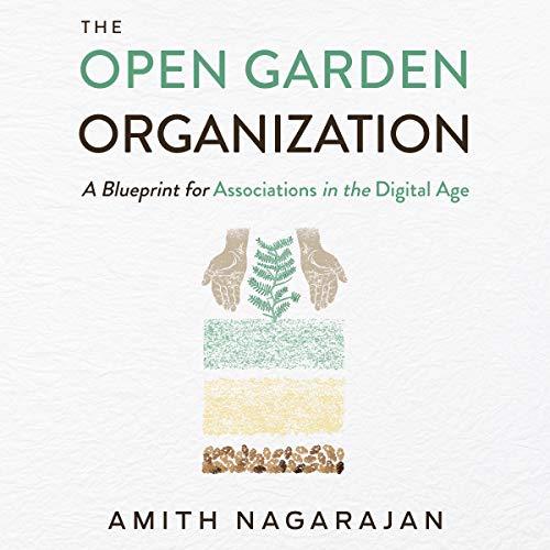 The Open Garden Organization audiobook cover art