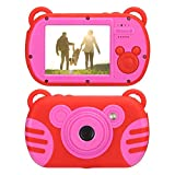 X8 Children Camera, 2.7 Inch Screen, 8X Digital Zoom Camera, Selfie Waterproof Action Child Cameras, Toy for Boys and Girls
