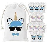 Kreatwow Unicornio para Bolsos de Fiesta para niños, niñas, artículos de...
