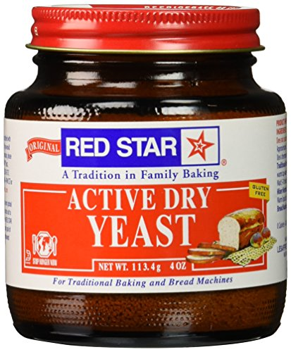 Red Star Active Dry Yeast,  4 oz