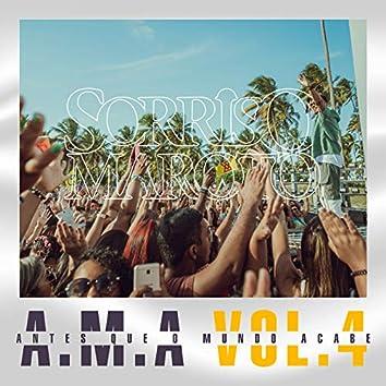 A.M.A - Vol. 4 (Ao Vivo)