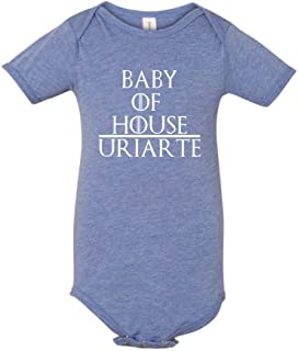 Game Of Thrones Baby Onesie | Baby Bodysuit | Triblend Material