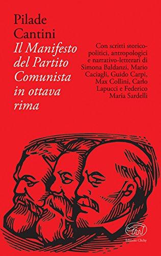 Il Manifesto del Partito Comunista in ottava rima