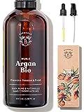 HUILE D'ARGAN BIO   100% Pure, Naturelle & Pressée à Froid   Visage, Corps,...