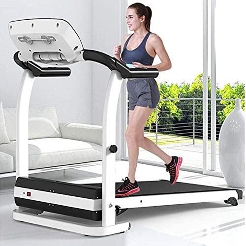 Sports Treadmill, faltbarem elektrisch motorisiertem Laufband flach leiser Gehen Lauftraining Professionelles Heimlaufband Haushaltslaufband zuhause