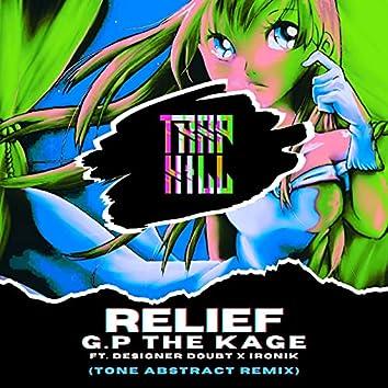 Relief (feat. Designer Doubt, Ironik)