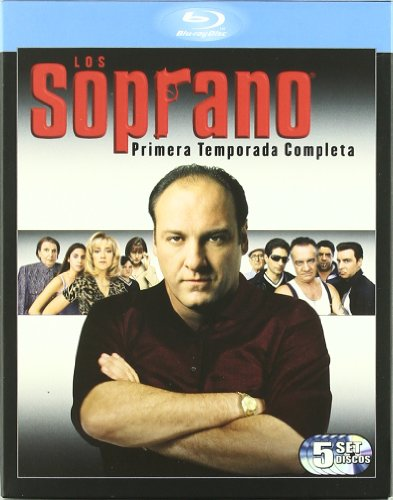 Los Soprano - Temporada 1 [Blu-ray]