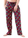 HARRY POTTER Pantalones de Pijama para Hombre Large