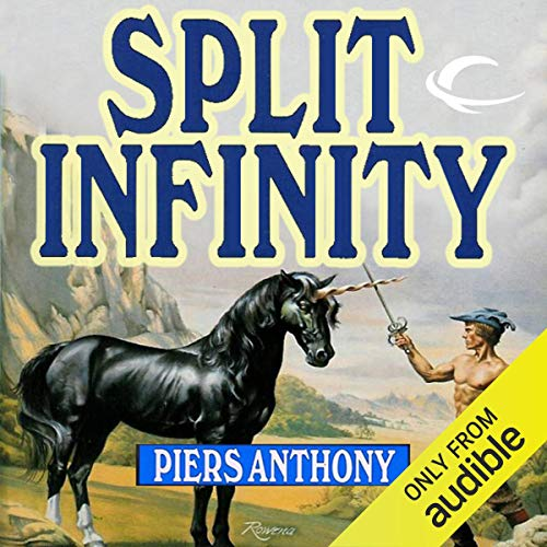 Split Infinity  By  cover art