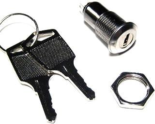 world trading net Schlüsselschalter 1A 125Vac 1 polig Miniatur