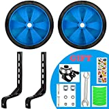 Bicycle Training Wheels for Kids Boys Girls Stronger Version Heavy...