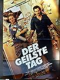 Der geilste Tag - Matthias Schweighöfer - Videoposter A1