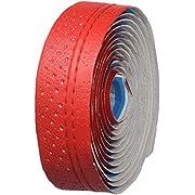 Fizik Performance Bar Tape, Red