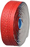 Fizik Perf.3 Mm - Cinta de Manillar para Bicicleta, Color Rojo