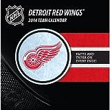 Detroit Red Wings 2014 Calendar