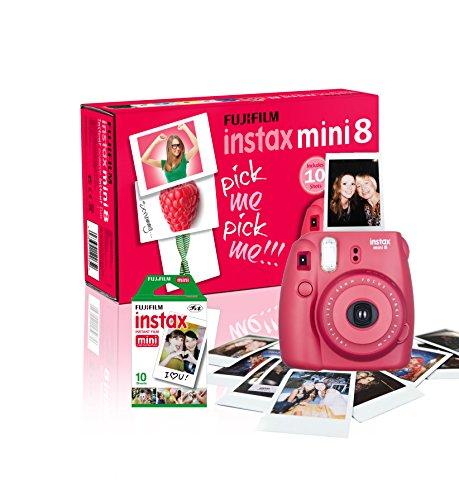 Fujifilm Instax 8 Mini - Fotocamera istantanea