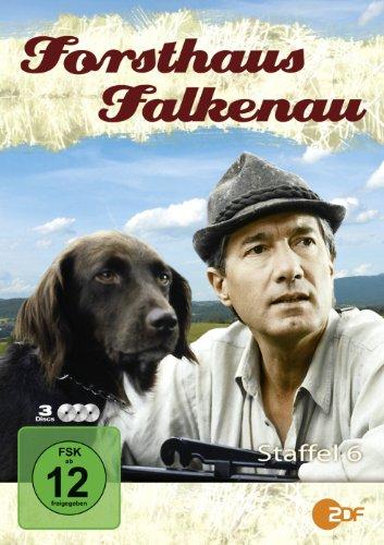Forsthaus Falkenau - Staffel 6 (4 DVDs)