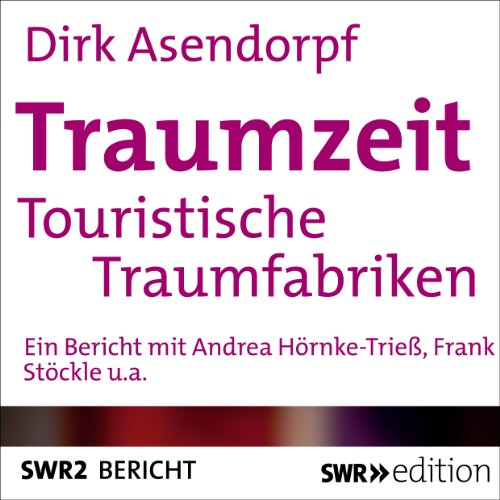 Traumzeit cover art