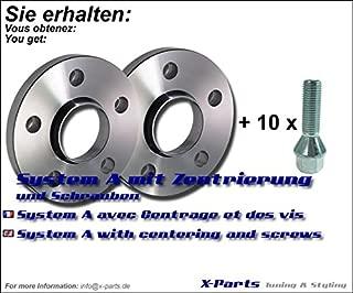 20/mm acoplamiento Ampliaciones 5/x 112/NLB 66,5/10/mm por p/ágina
