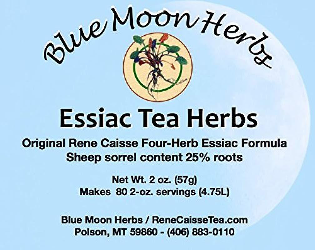 Essiac Tea Herbs Organic Sheep Sorrel Content 25 Root 2 Oz