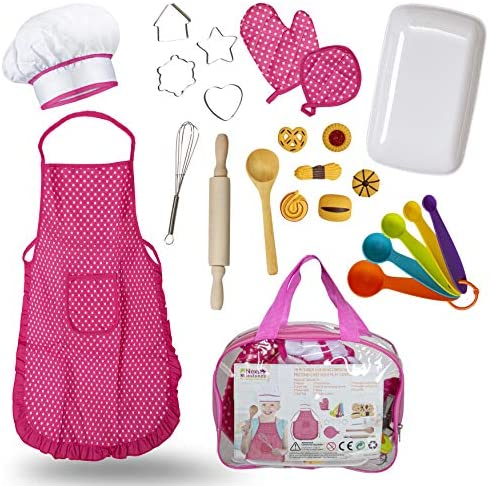 Childrens chef outfit _image3