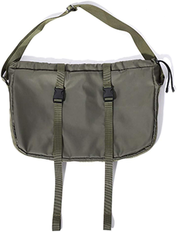 Wangkk Heißer Handtasche Einfache Und Anständige Schultertasche Männer Und Frauen Umhängetasche Warterproof Tasche Multi Reisetasche, Grau B07MH5JS66  Moderne Technologie