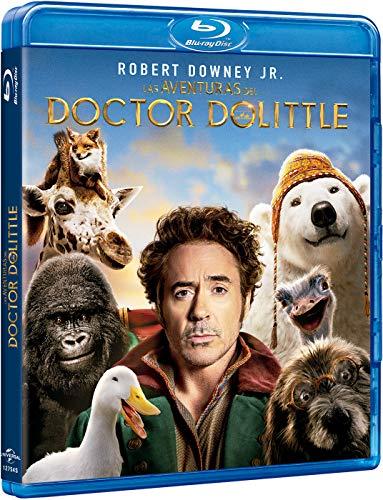 Las Aventuras del Doctor Dolittle (BD) [Blu-ray]