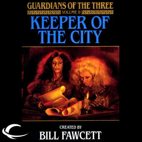 Keeper of the City cover art