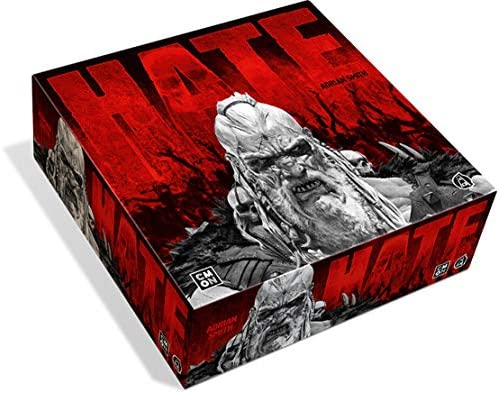 CMON HATE Board Game Kickstarter Exclusive Game product image