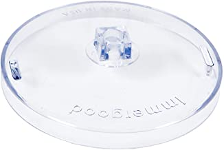 product image for Clear Can Lid for Hand Crank Ice Cream Freezer - Immergood - White Mountain