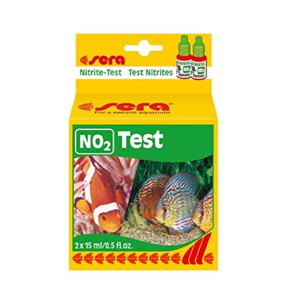 sera Nitrit Test (NO2), Wassertest für ca. 75 Messungen