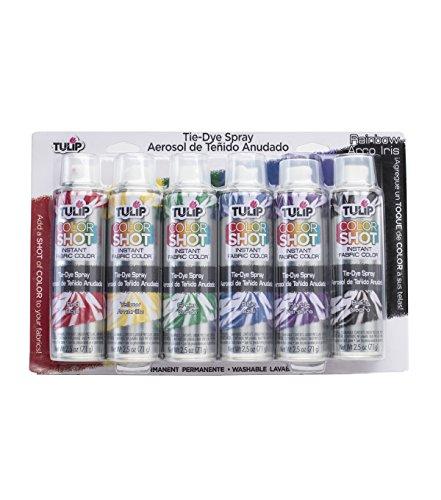 Tulip Fabric Spray Paint, Multicolor