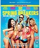 Spring Breakers [Edizione: Regno Unito] [Reino Unido] [Blu-ray]