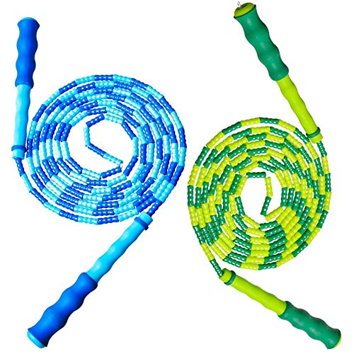 MyLifeUNIT Double Dutch Jump Rope per Bambini,...