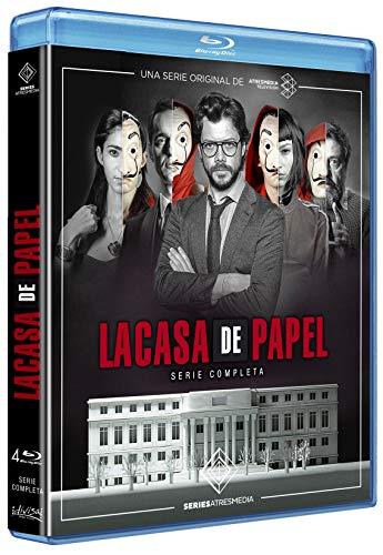 La Casa de Papel - Serie Completa [Blu-ray]