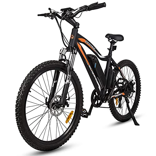"""51CfgJqGcWS. SL500 Ecotric Electric Mountain Bike 26"""" with 500W Motor"""