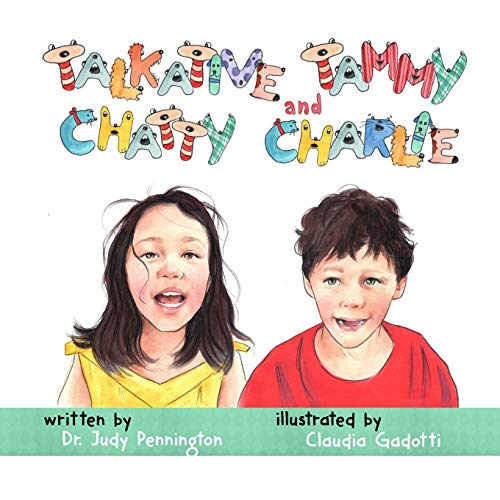 Talkative Tammy and Chatty Charlie (1)