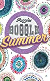 Boggle: Summer Boggle: Train Your Brain, 5x8 inche , The Ultimate in Word Puzzle Fun, Exercises & Solving