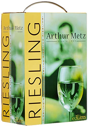 ARTHUR METZ Riesling Trocken (1 x 3 l)