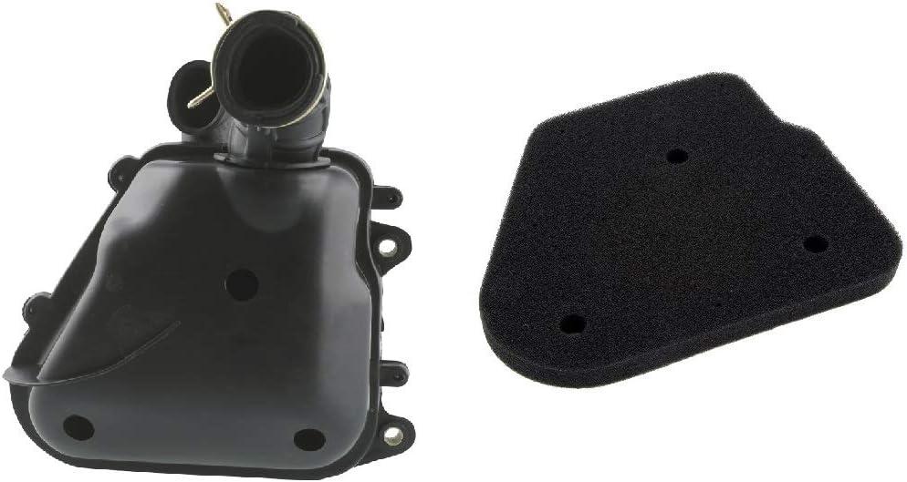 2extreme Luftfilter Kompatibel Für Aprilia Sr50 Lc 94 97 Auto