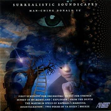 Man-Ching Donald Yu: Surrealistic Soundscapes